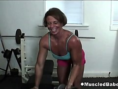 Babe, Gym, Train, Nuvid.com